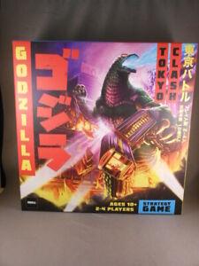 Godzilla Tokyo Clash Strategy Kaiju Monster Board Game from Funko