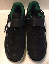 Isaiah Thomas Autographed Game Worn Boston Celtics Nike Sneakers Shoes