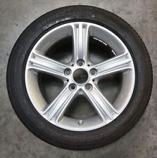 "17"" BMW 3 Series Style 393 Silver OEM Wheel, Tire and TPMS"