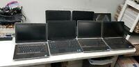 Dell Laptops (Lot of 7)