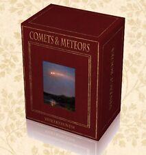 Meteors Comets - 100 Rare Books on DVD - Astronomy Guide Meteorites Telescope L4