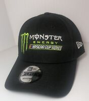 New Era Monster Energy Nascar Cup Series Hat SnapBack Fits Most 9Forty ~ NEW