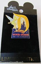 Disney DLR Tour Guide in Training Tinker Bell Pin