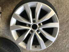 1 X VW Beetle Cabrio Alloy Wheel 7Jx17H2 ET43 -5CO 601 025F Silver
