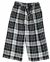 Lauren by Ralph Lauren Women's Pants Black Size 14X28 Wide Leg Stretch $125 #516