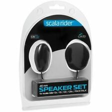Cardo 40mm Speaker Set for Scala Rider Models G9x Qz Q1 with Detachable Speakers