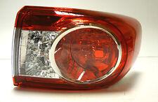Toyota Corolla 10-13 Saloon Tige Arrière Droite Signal D'arrêt Feux Lampe OEM