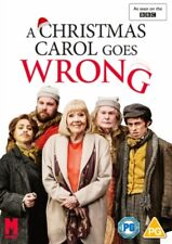 Christmas Carol Goes Wrong - DVD Region 2