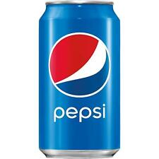 36-PACK Pepsi Soft Drink Cola of 12 oz Cans