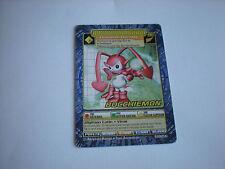 Carte Digimon Bucchiemon !!!
