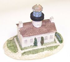 Harbour Lights 1991 #105 Old Point Loma Numbered Lighthouse Chipped