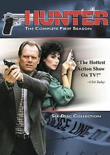 Hunter - The Complete First Season (6-Disc Set), DVD  like new