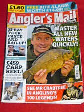 ANGLERS MAIL - ANGLING'S 100 LEGENDS - July 1 2008