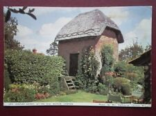 POSTCARD STAFFORDSHIRE CHIRTON - 18TH CENTURY BOTHY AT THE OLD MANOR