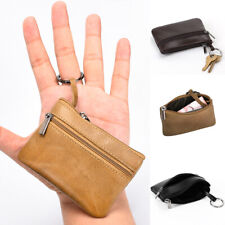 Womens Men Leather Small Wallet Card Holder Coin Purse Clutch Handbag Case AU