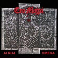 Alpha-Omega - Cro-Mags (2016, CD NUOVO)
