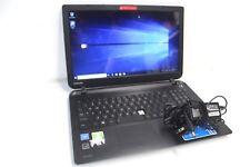 "Toshiba Satellite C55-B5319 15.6"" Notebook 2.16GHz 4GB RAM 500GB"