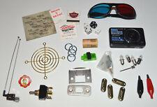 Junk Drawer Lot - Matchbooks 3-D Glasses Sony Camera Assorted