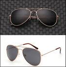 Women Men Glasses Metal Flat Lens Vintage Fashion Mirrored Oversized Sunglasses