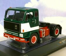 Superbe Ixo Diecast 1/43 1970 Volvo F89 Camion / Tracteur / Cab Vert & Blanc