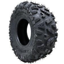 19x7-8 ATV Tires Standard Quad UTV Tubeless Tire 4 PLY for 110cc 125cc Go Kart