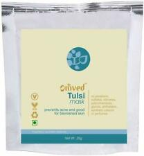 Omved Tulsi Ayurvedic Face Mask and Powder Pack 25 gm Free Shipment