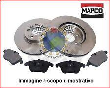 47851 Kit dischi e pastiglie freno Ant VW GOLF IV Cabriolet Benzina 1998>2002P