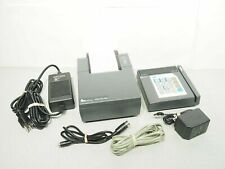 VeriFone Tranz 380 Credit Card Terminal w/ Model 900 Printer and Cords Tested