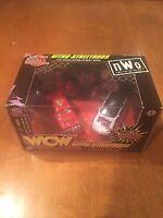 WCW NWO 1999 Nitro-Streetrods Racing Champions NIB Brian Adams & Disco Inferno