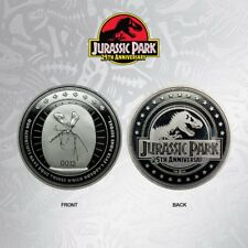 JURASSIC PARK 25TH ANNIVERSARY MOSQUITO IN AMBER LIMITED EDITION NUMBERED COIN