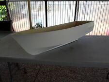 Rc model boat trawler hull
