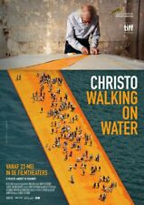 CHRISTO  :  WALKING   ON   WATER       film    poster.