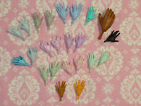Mattel Monster High Doll HUGE 23 pc HAND REPLACMENT LOT Monster High Doll HANDS