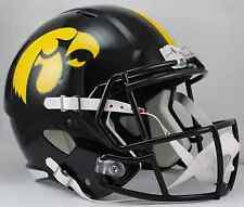 IOWA HAWKEYES NCAA Riddell SPEED Full Size Replica Football Helmet