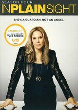 In Plain Sight: Season Four [3 Discs] (2012, REGION 1 DVD New) WS