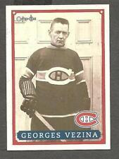 1993 OPC Fanfest Puck Canadiens' Georges Vezina