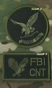 FBI SERVARE VITAS HOSTAGE RESCUE TEAM HRT CNT KANDAHAR TRAINING AFGHAN 2-SSI set