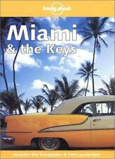 Miami and the Florida Keys (Lonely Planet Regional Guides),Nick Selby, Corrina