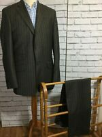 Luxury Men's Ted Baker London Tailor Made Suit 40R W34 X L33