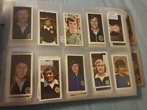 Barratt - World Cup Stars (1974) Complete Your Set - - updated