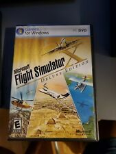 Microsoft Flight Simulator X: Gold Edition (PC: Windows, 2008)