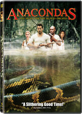 Anacondas-Hunt for the Blood Orchid [New DVD] Full Frame, Subtitled, Widescree
