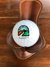 Logo Golf Ball Rio Bravo Country Club Bakersfield, California