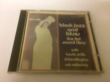 BLACK JAZZ AND BLUES WITH BESSIE SMITH, DUKE ELLINGTON, CAB CALLOWAY - CD