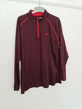 Under Armour Mens Long Sleeve Active Top Size XL