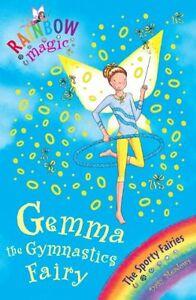 Gemma the Gymnastic Fairy: The Sporty Fairies Book 7 (Rainbow Magic),Daisy Mead