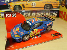 Scx 62940 Ferrari 360GTC ** ** librea de Red Bull-Nuevo En Caja.