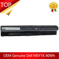 Genuine M5Y1K Battery Dell Inspiron 3451 3551 3558 5451 5455 14.8V 40Wh 991XP US