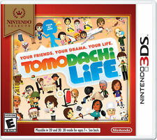 Tomodachi Life 3DS New Nintendo 3DS, nintendo_3ds