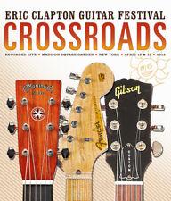 Crossroads: Eric Clapton Guitar Festival 2013 Blu-Ray (2013) Eric Clapton cert
